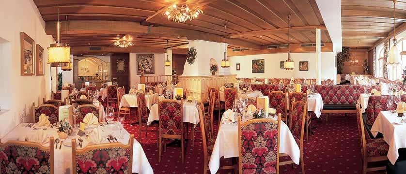 Ferienhotel Kaltschmid, Seefeld, Austria - Restaurant.jpg
